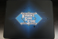 KGS Mouse Pad Powered by Players