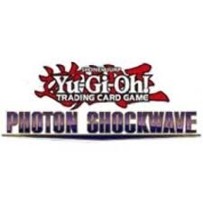 Photon shockwave