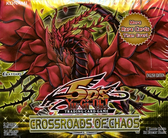 Crossroads of chaos
