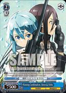 Winning Combination, Sinon & Kirito - SAO/SE23-PE03 - PR