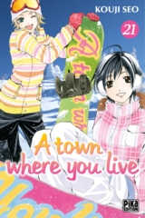 021- A Town Where you Live T21