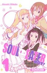 001- Soul Eater Not!