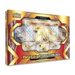 Arcanine BREAK Evolution Box