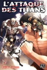 019- Attaque des Titans