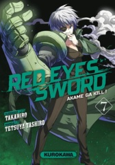 007-Red eyes Sword