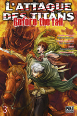 003- Attaque des Titans Before the Fall