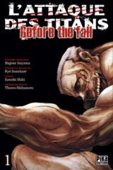 001- Attaque des Titans Before the Fall