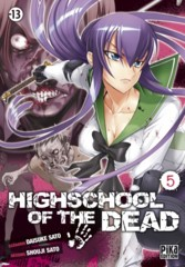 005- Highschool of the Dead