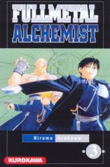 003-Fullmetal Alchemist