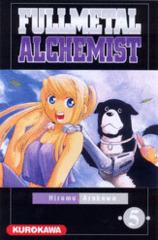 005-Fullmetal Alchemist