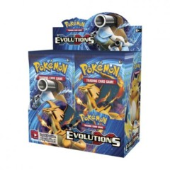 Evolutions Booster Display (36 boosters)