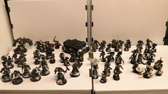 Lot de Black Templar