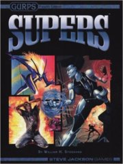 GURPS: Supers