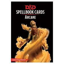 Spellbook Cards Arcane