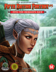 Fifth Edition Fantasy #5 Into the Dragon's Maw