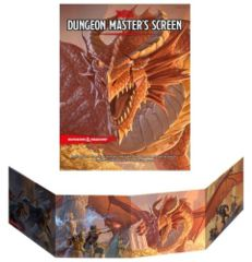 D&D 5th Edition Dungeon Master Screen