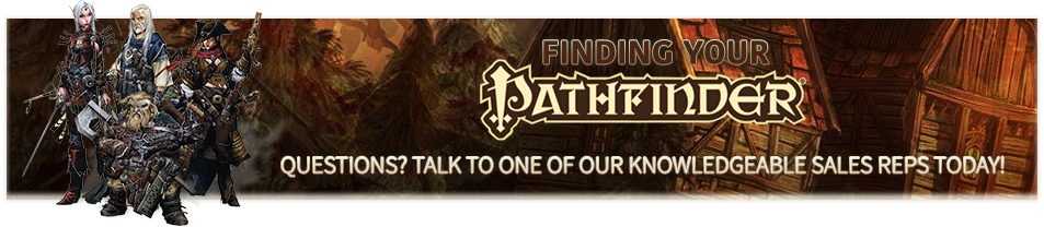 Find your Pathfinder!