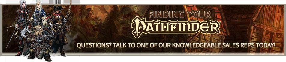 Find your Pathfinder!