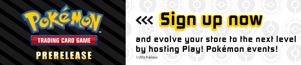 Host Pokemon Events