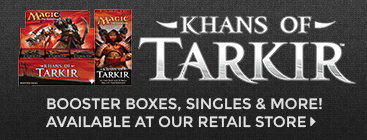Khans of Tarkir