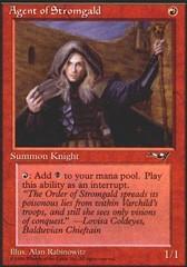 Agent of Stromgald (Staff)