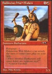 Balduvian War-Makers (Sky Background)