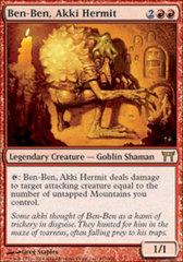 Ben-Ben, Akki Hermit