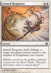 Armed Response - Foil