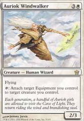 Auriok Windwalker - Foil