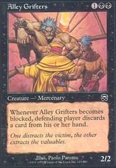 Alley Grifters - Foil