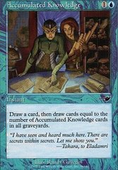 Accumulated Knowledge - Foil