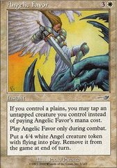 Angelic Favor - Foil
