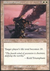 Blessed Wind - Foil
