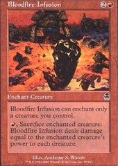 Bloodfire Infusion - Foil