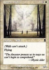Angelic Wall - Foil