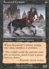 Accursed Centaur - Foil