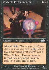 Aphetto Exterminator - Foil