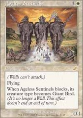 Ageless Sentinels - Foil