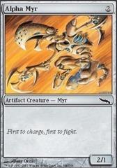 Alpha Myr - Foil