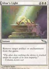Altar's Light - Foil