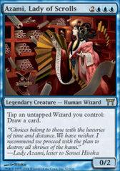 Azami, Lady of Scrolls - Foil