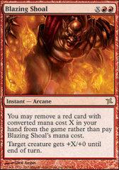 Blazing Shoal - Foil