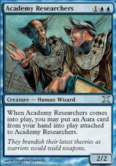 Academy Researchers - Foil