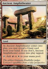 Ancient Amphitheater - Foil