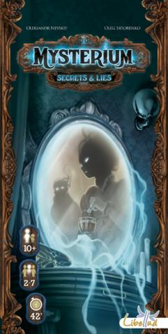 Mysterium Board Game Expansion Secrets & Lies
