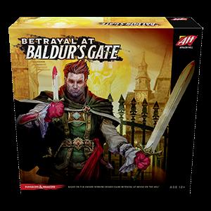 Betrayal at Baldur's Game