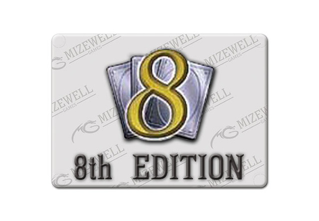 8th edition button
