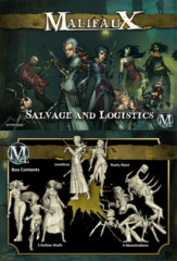 20506 Outcasts - Salvage and Logistics - Leveticus Box Set