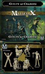 20525 Outcasts - Guilty As Charged - Jack Daw Box Set