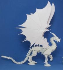 77177 Bones: Wyrmgear, Clockwork Dragon